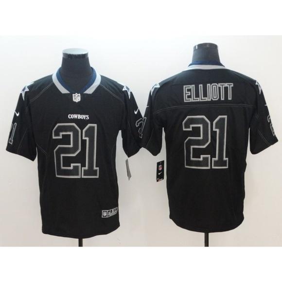 size 40 8f0ae 87325 Dallas Cowboys Ezekiel Elliott Jersey (3) NWT